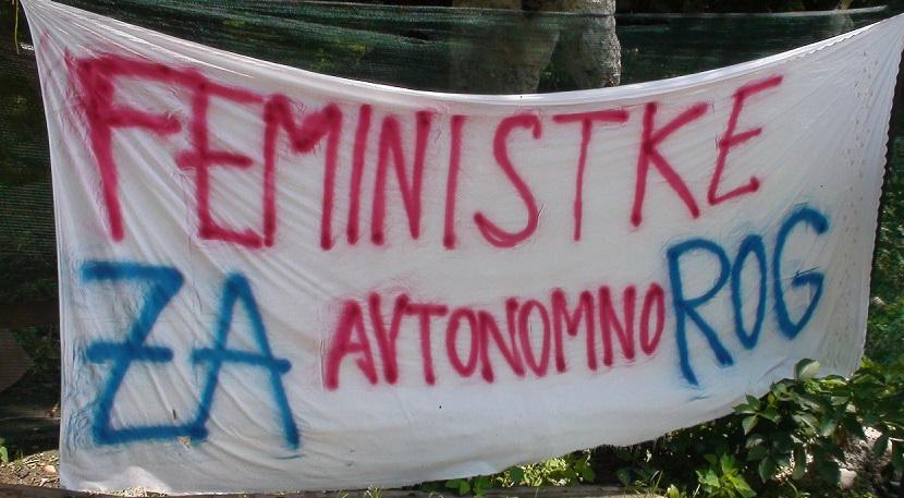 feministke za avtonomno Rog2